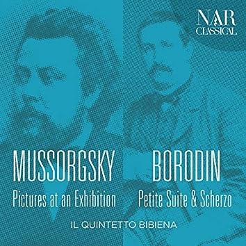 Mussorgsky - Pictures at an Exhibition / Borodin - Petite Suite & Scherzo