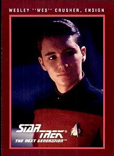 1991 Impel Star Trek 25th Anniversary #120 Wesley