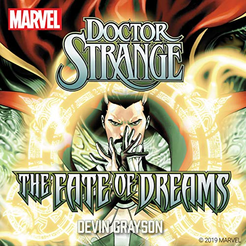 Doctor Strange: The Fate of Dreams audiobook cover art
