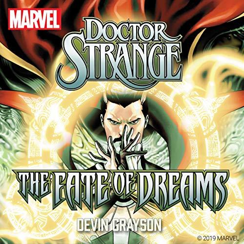 Doctor Strange: The Fate of Dreams Titelbild