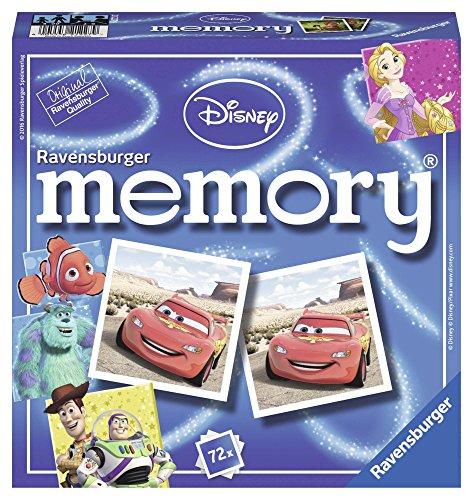 Ravensburger- Grand memory®- Disney multi héros- Jeu Educatif- A partir de 4 ans- 21227
