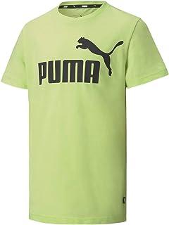 PUMA T-shirt voor jongens met Ess Logo Tee B