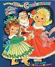 القليل من Miss الكريسماس و holly-belle القصاصات