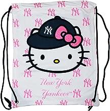 New York Yankees Hello Kitty Drawstring Backpack