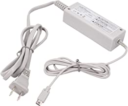 Wall Power Supply AC Adapter Charging Cable for Nintendo Wii U Gamepad