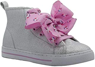 Girls High Top JoJo Reversible Sequin Glitter Shoes Sneaker
