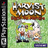 Harvest Moon: Back to Nature / Game