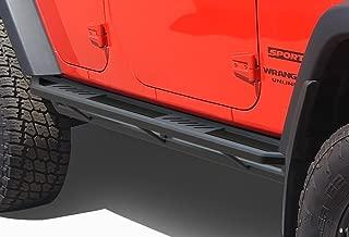 APS Jeep Off-Road Side Steps Armor Custom Fit 2007-2018 Jeep Wrangler JK