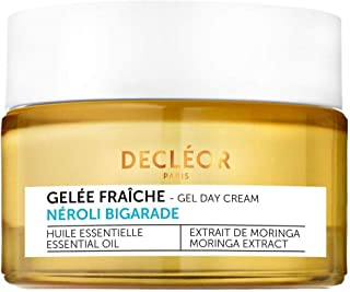 Decleor Hydra Floral Anti-pollution Hydrating, Gel-cream, 1.7 Ounce