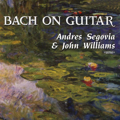 Bach On Guitar (Digitally Remastered)
