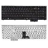 Shizak di ricambio nero per laptop/notebook UK layout per Samsung R620np-r530np-r620...