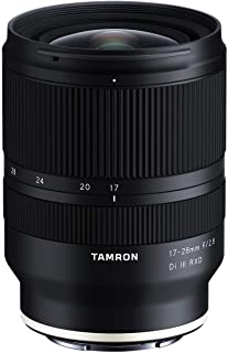 Tamron A046 High-Performance Tamron 17-28mm 2.8 Di III RXD Lense for Sony Camera, Black, Black (TM-A046SF)