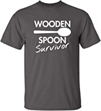 Best wooden spoon survivor shirt Reviews