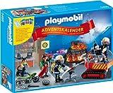 """PLAYMOBIL """"Feuerwehreinsatz"""" - 5495 - Adventskalender - 2014"""