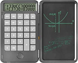 $59 » XYW Calculator - 2pcs Handwriting Board Financial Office Calculator Business Memo Student Calculator Hand Account (Size :...
