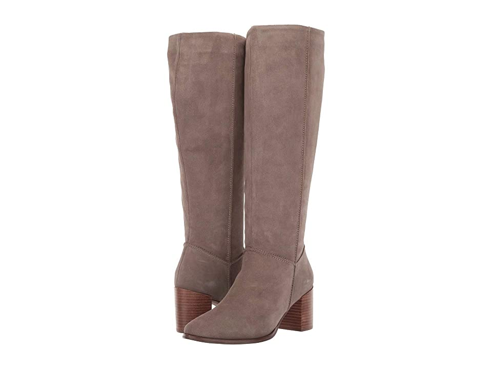 Seychelles Holloway (Taupe Suede) Women