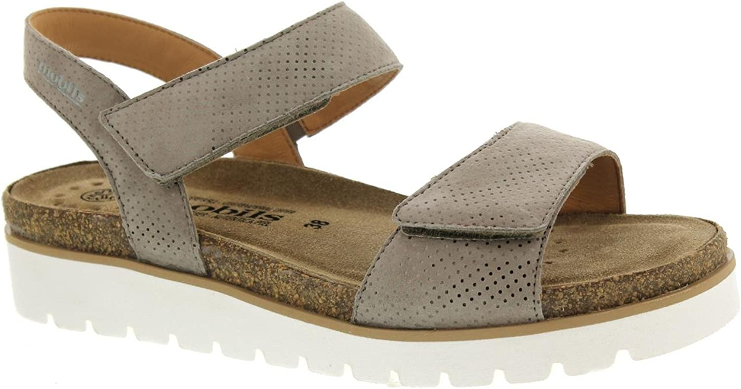 Mephisto Women's shoes Thelma Camel Sandals Size 38 Camel