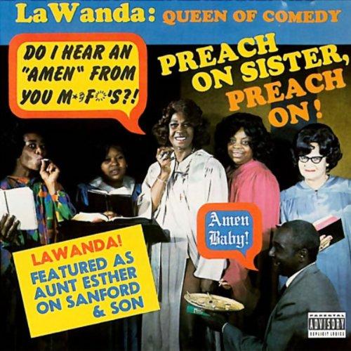 Preach On Sister, Preach On! audiobook cover art