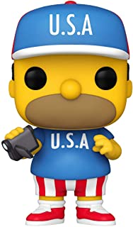 Funko Pop! Animación: Simpsons - USA Homer