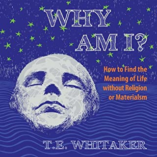 Why Am I? audiobook cover art