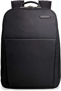 Briggs & Riley Sympatico Backpack, Black, One Size