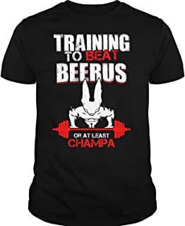 Training to Beat Beerus Or at Least Champa T Shirt