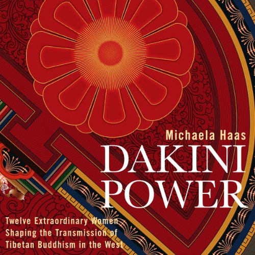 Dakini Power audiobook cover art