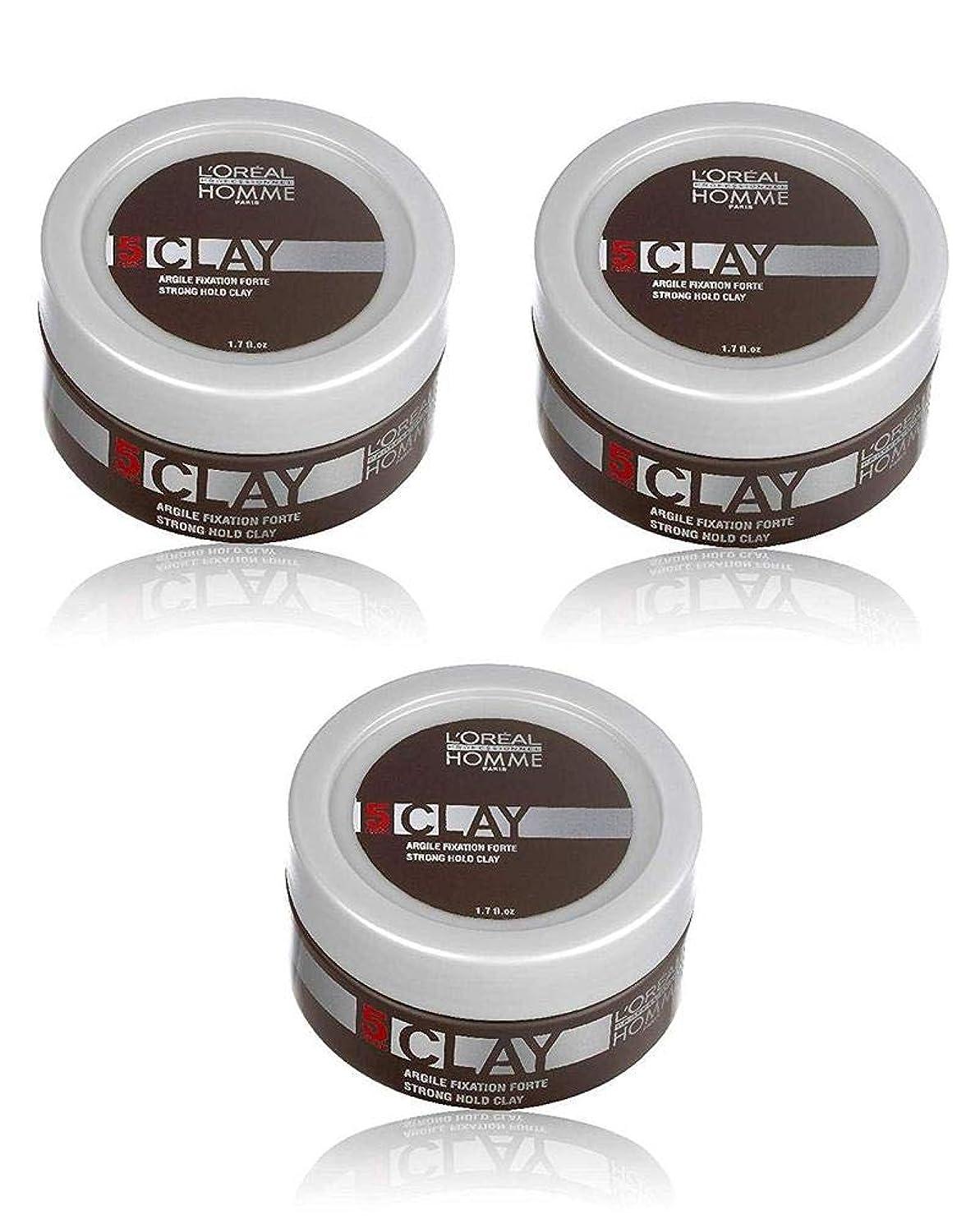 く活性化する検索エンジンマーケティングロレアル プロフェッショナル  5 クレイワックス 50g [ミディアムハードホールド] 整髪料