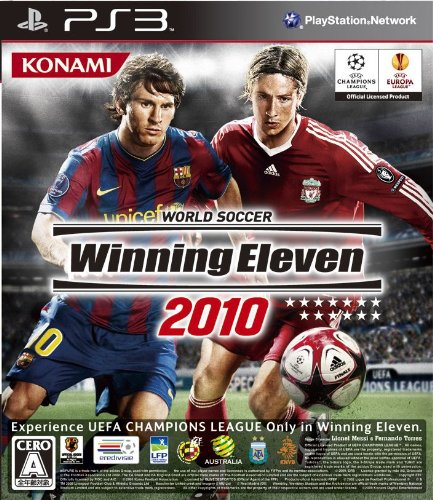 World Soccer Winning Eleven 2010[Import Japonais]