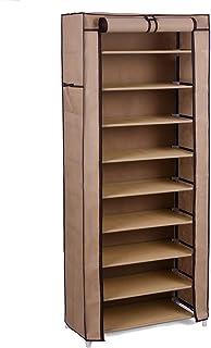 Amazon Com 24 To 35 Pairs Shoe Organizers Clothing Closet Storage Home Kitchen
