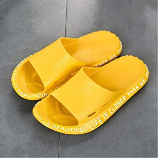 Summer Men'S Beach Shoes Light And Fashionable New Couple Slippers Men And Women Universal Bathroom Slippers
