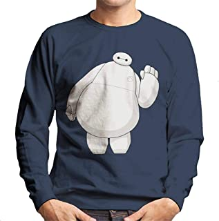 Disney Big Hero 6 Baymax Wave Men's Sweatshirt