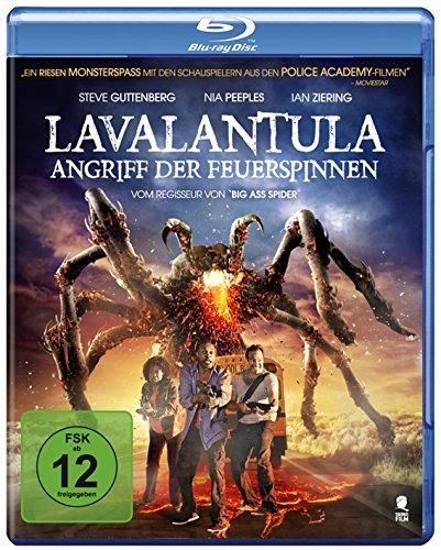 Angriff der Feuerspinnen [Blu-ray]