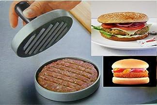 THW Tikki Patty Burger Grill Press Patty Mold, Patty Maker
