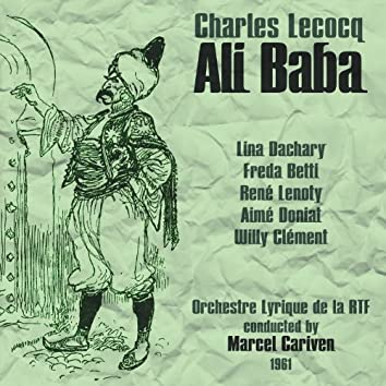 Charles Lecocq: Ali Baba (1961)