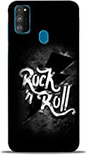 PRINT STATION Printed Back Case Cover for Samsung Galaxy M30s - 6529