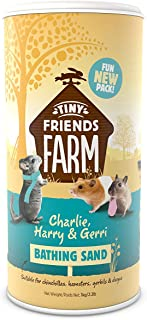Supreme Pet Foods Chinchilla Bath Sand 52.8 oz - Pack of 2