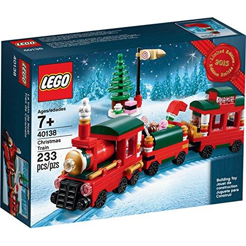 レゴ (LEGO) Christmas Train (2015 Limited Edition) 40138 [並行輸入品]