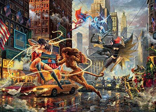 Puzzle Wonder Woman  marca Ceaco