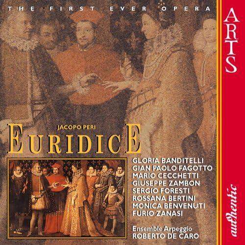 Choruses Of Hades, Ensemble Arpeggio & Roberto De Caro
