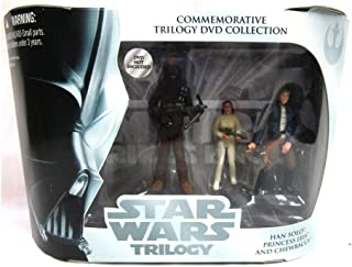 Star Wars Trilogy Empire Strikes Action Figure Set with Chew