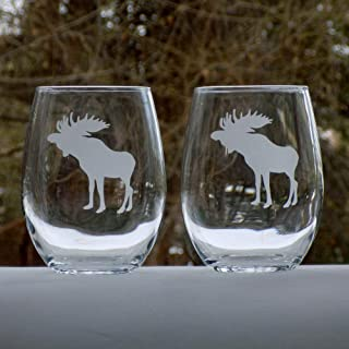 Best moose wine glasses Reviews