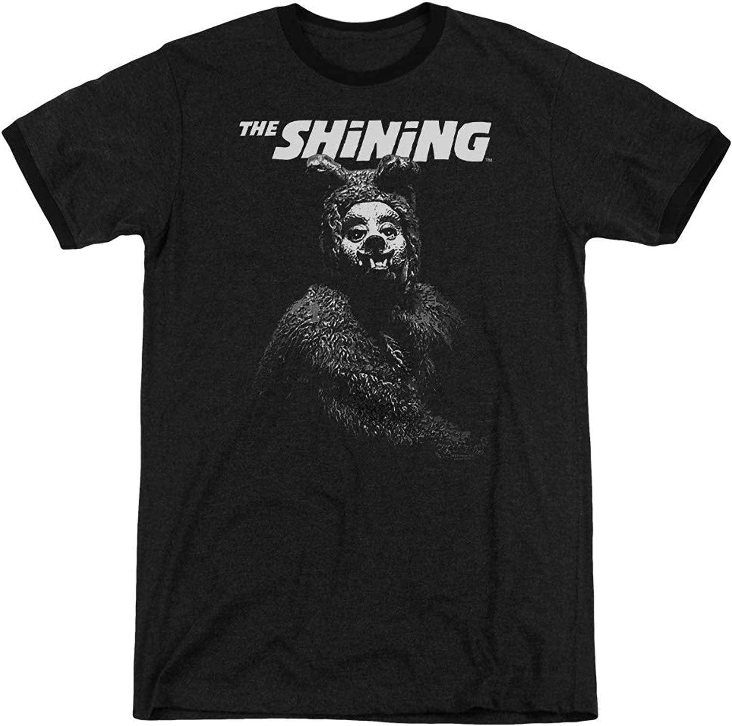 The Shining  Mens The Bear Ringer TShirt