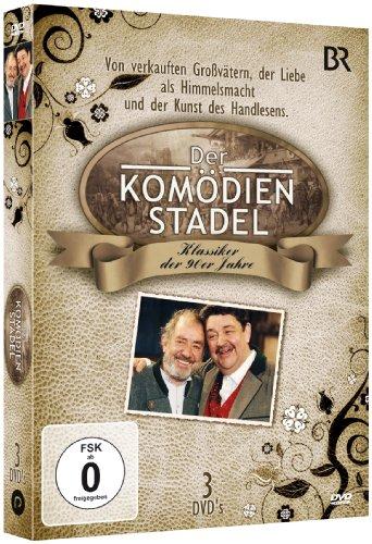 Komödienstadel 90er/3DVD