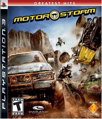 MotorStorm (輸入版) - PS3