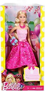 barbie birthday series mini doll