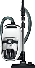Miele Blizzard CX1 Excellence Bagless Vacuum Cleaner, Lotus White