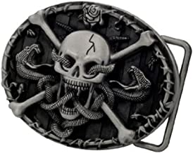 Best skull crossbones belt Reviews