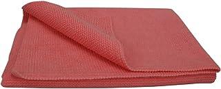 Scholl Concepts MicroPLUS Poliertuch Premium Microfasertuch rot 40x40