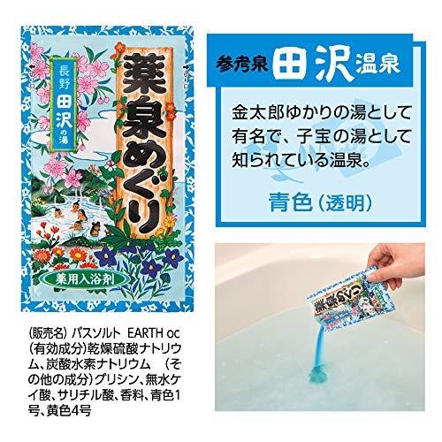 アース製薬『薬泉めぐり入浴剤』